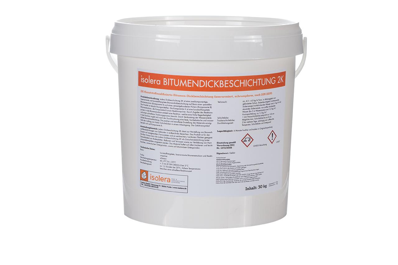 Bitumen-Dickbeschichtung 2K