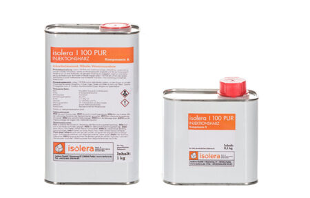 Injection Resign I 100 PURE